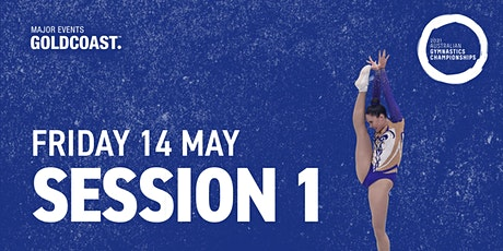 Day 2: Session 1 - 2021 Australian Gymnastics Championships tickets