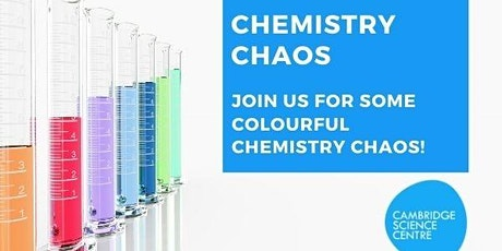 Home Educators Session – Colourful Chemistry Chaos tickets