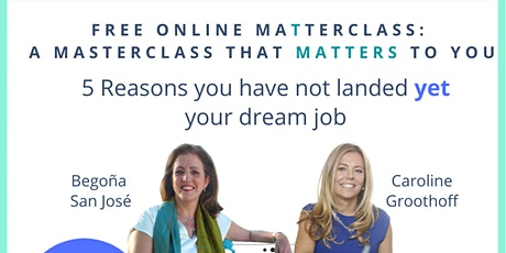 How To Land Your Dream Job tickets