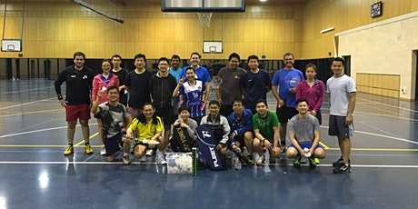 Weekly Badminton Sessions tickets