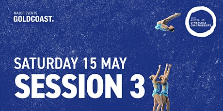 Day 3: Session 3 - 2021 Australian Gymnastics Championships tickets