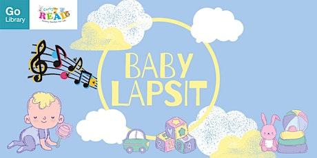 Baby Lapsit tickets