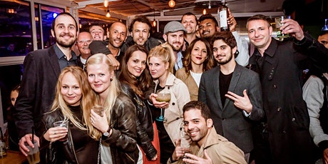 Soirée internationale & latino - 30 avril billets