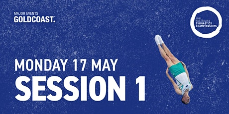 Day 5: Session 1 - 2021 Australian Gymnastics Championships tickets