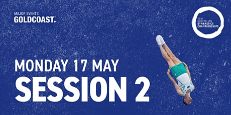 Day 5: Session 2 - 2021 Australian Gymnastics Championships tickets