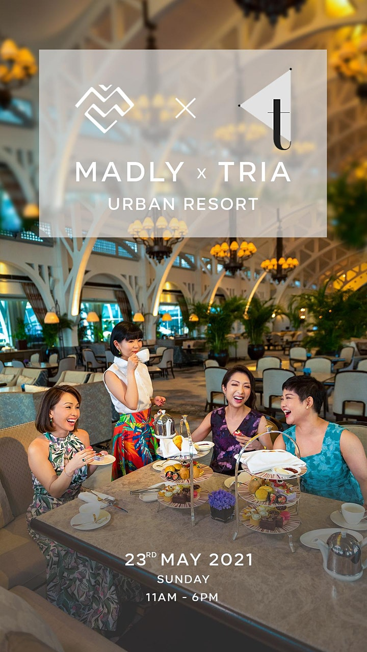 MADLY x TRIA - Urban Resort Trunk Show (23 May 2021) image