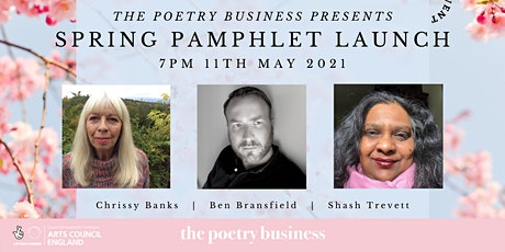 The Poetry Business Spring Pamphlet Launch tickets