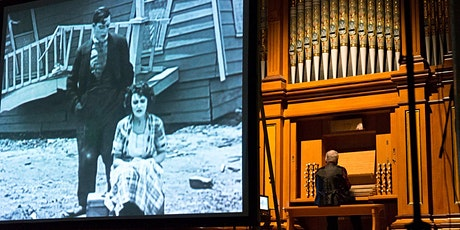 A Night at the Silent Movies with the Hill & Son Grand Organ tickets