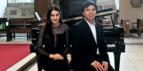 Free lunchtime concert: Preston Yeo (violin) and Leona Crasi (piano) tickets
