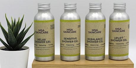 Make Your Own Natural Shower Gel Workshop tickets