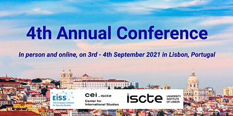 EISS 2021 - 4th Annual Conference bilhetes