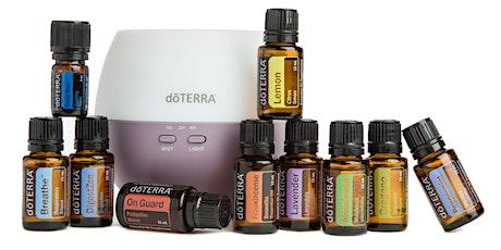 Amazing health benefits of essential oils tickets