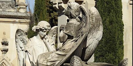 Cementerio de San Justo: Ruta de los ángeles entradas