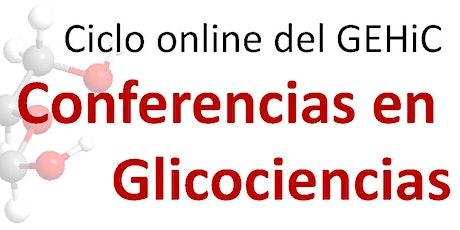 Conferencias en Glicociencias  - Sesión II entradas