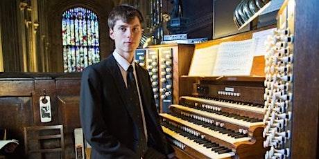 Richard Gowers - Organ Concert , The Swiss Church London tickets