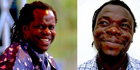 Kofi Kunkpe (Ngoni)  and Valanga Khoza (mbira and voice) PAYF EVENT tickets