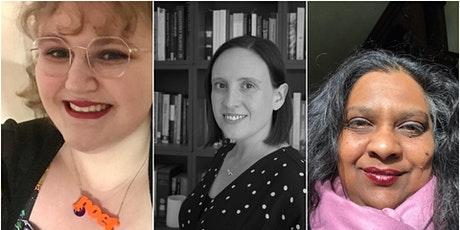Finding the Words with Kathryn Bevis, Ellora Sutton and Shash Trevett tickets