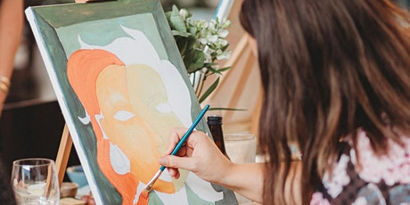 Mother's Day Eve Paint + Sip with Studio Vino: Afternoon session tickets