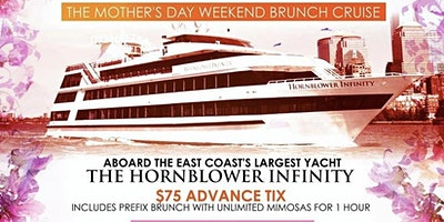 Sat, May 8th | MOTHER'S  DAY WEEKEND BRUNCH ON T