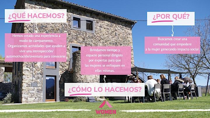 Imagen de Campamento para Mujeres - WOMEN CAMP
