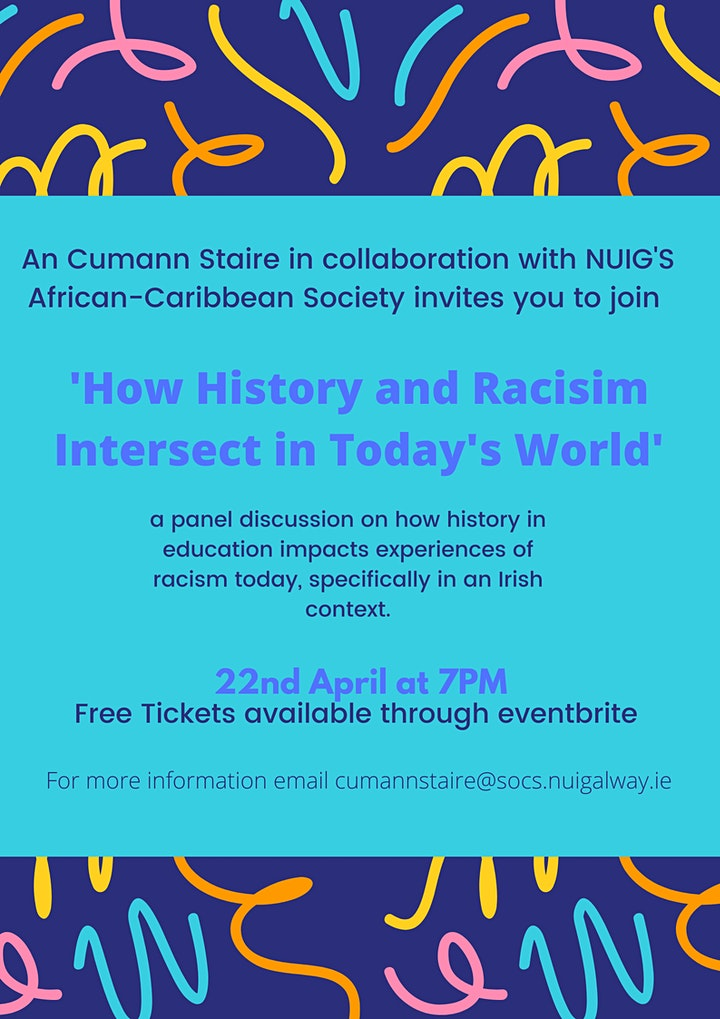 A Discussion on How Racism and History Intersect image