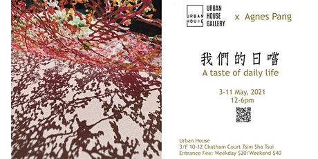 【Urban House Gallery】Agnes Pang 我們的日嚐 A taste of daily life tickets