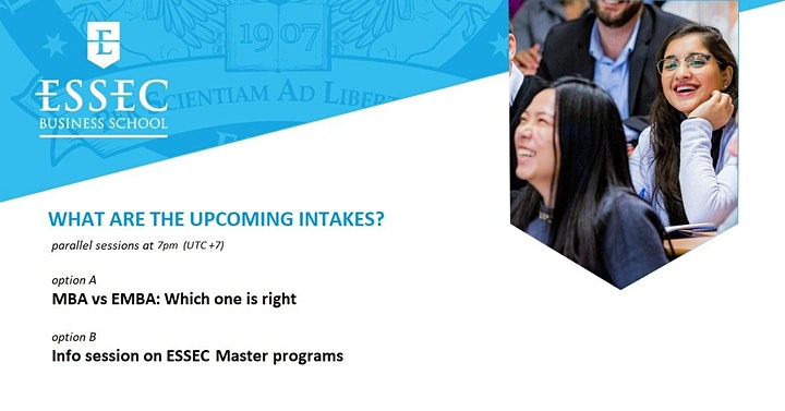 ESSEC Business School   Experience Day in Bangkok! image