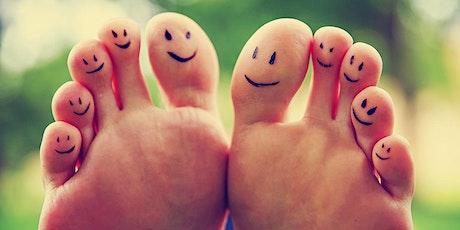 L'interprétation des pieds billets