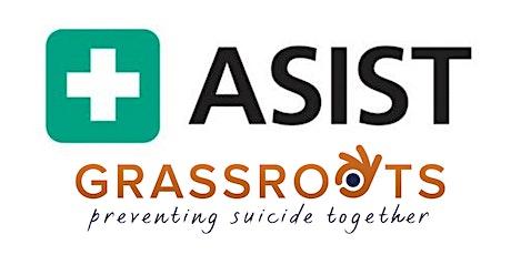 ASIST: Applied Suicide Intervention Skills Training tickets
