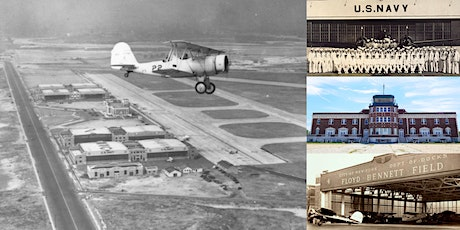 'Floyd Bennett Field: The History of NYC's 1st Municipal Airport' Webinar tickets