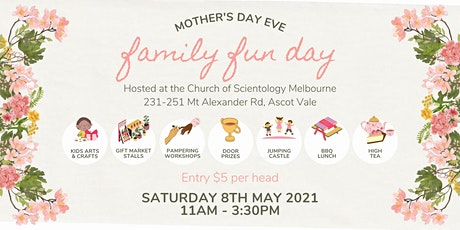 Mother's Day Eve Family Fun Day tickets