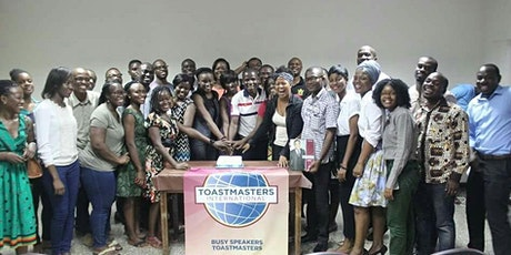 Improve Your Speaking Skills with Toastmasters | Busy Speakers TM Club tickets