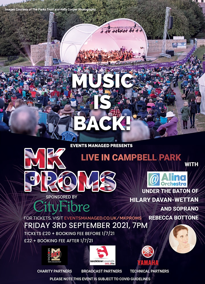 MK Proms sponsored by CityFibre benefitting MK Don image