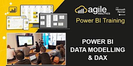 Power BI Data Modelling & DAX - Online Training - Australia - 8 Jun 2021 Tickets