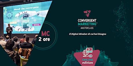 Maggio -  Convergent Marketing® MasterClass | MC2 biglietti