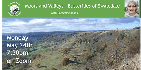 Moors and Valleys: The Butterflies of Swaledale tickets