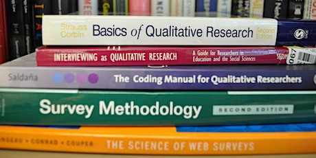 An introduction to qualitative research and data analysis tickets