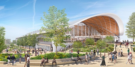Building HS2's Stations – Part 3: BREEAM - A Lifetime of Sustainability tickets