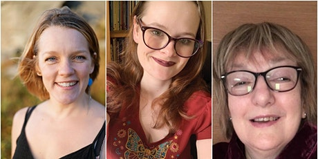 Finding the Words with Rachel Bower, Hannah Hodgson and Maggie Mackay biglietti