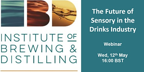 The Future of Sensory in the Drinks Industry tickets
