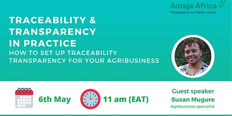 Traceability and Transparency in practice tickets