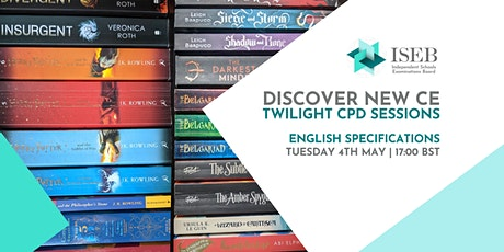 Twilight CPD Sessions | English tickets