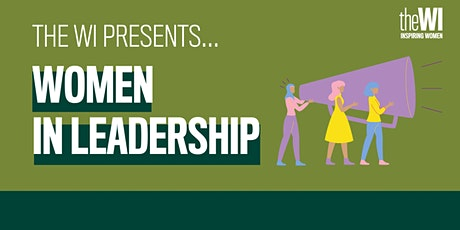 Women in Leadership tickets