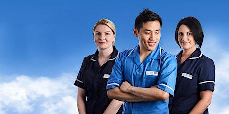 Virtual Nursing Recruitment Event - Neurosciences tickets