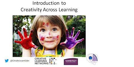 Introduction to Creativity Across Learning tickets