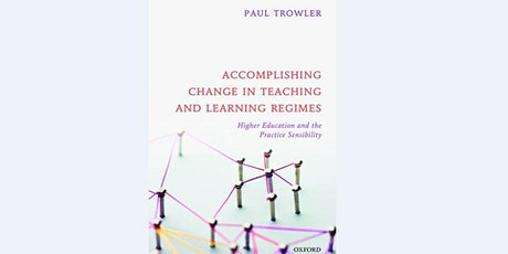 Accomplishing Change in Teaching and Learning Regimes tickets