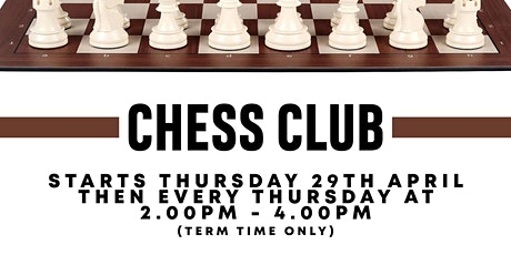 Chess Club tickets