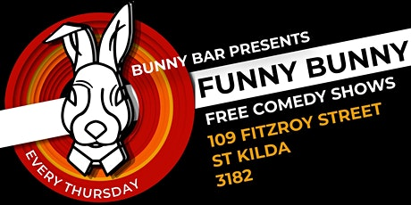 Funny Bunny Comedy Night tickets