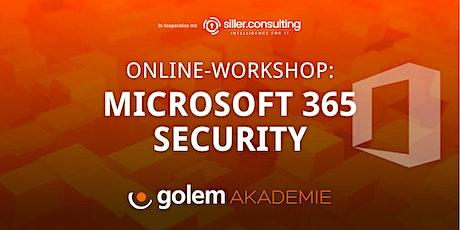 Microsoft 365 Security Workshop tickets