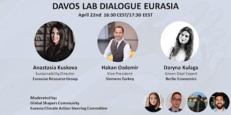 Davos Lab Dialogue Eurasia - Net Zero tickets